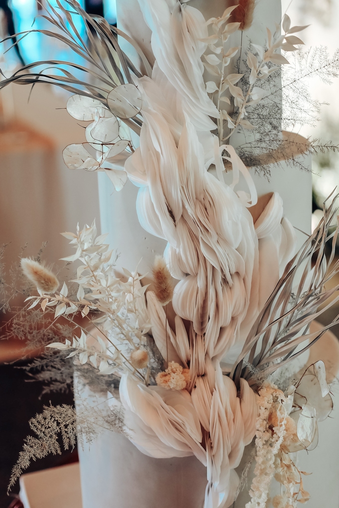 The wedding of Nicholas & Cindy by KAIA Cakes & Co. - 002