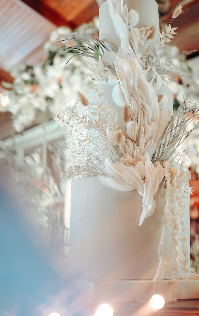 The wedding of Nicholas & Cindy by KAIA Cakes & Co. - 004
