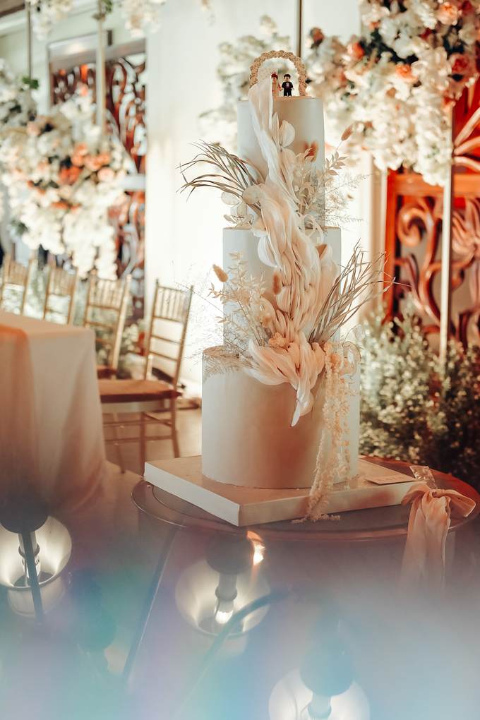 The wedding of Nicholas & Cindy by KAIA Cakes & Co. - 005