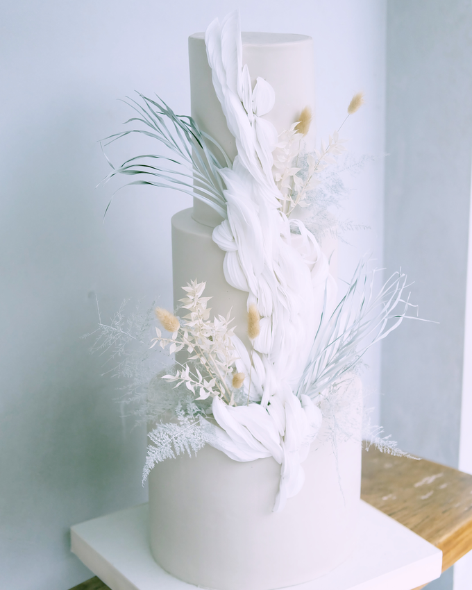 The wedding of Nicholas & Cindy by KAIA Cakes & Co. - 012