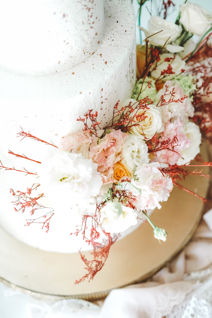 The Wedding of Indra & Angelica by KAIA Cakes & Co. - 002