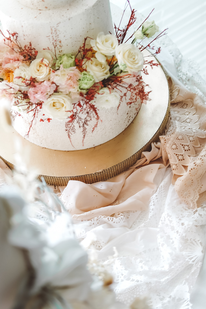 The Wedding of Indra & Angelica by KAIA Cakes & Co. - 005