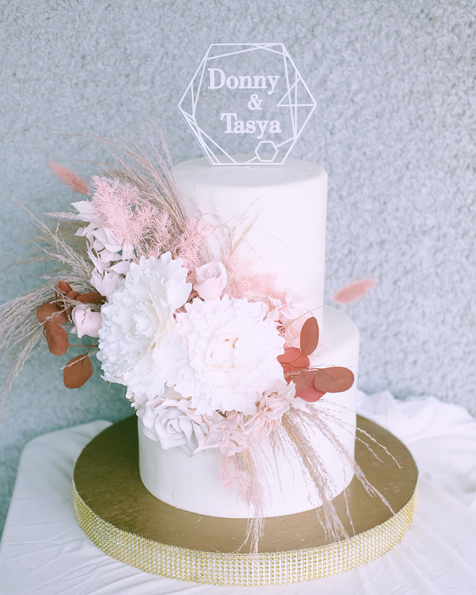 The Wedding of Donny & Tasya by KAIA Cakes & Co. - 001