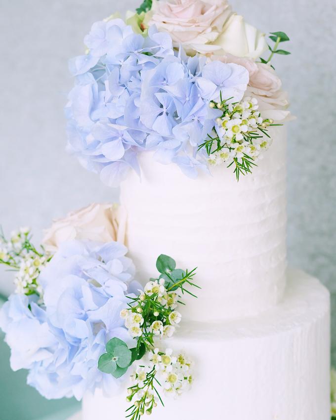 The Wedding of Nicho & Frieska  by KAIA Cakes & Co. - 002