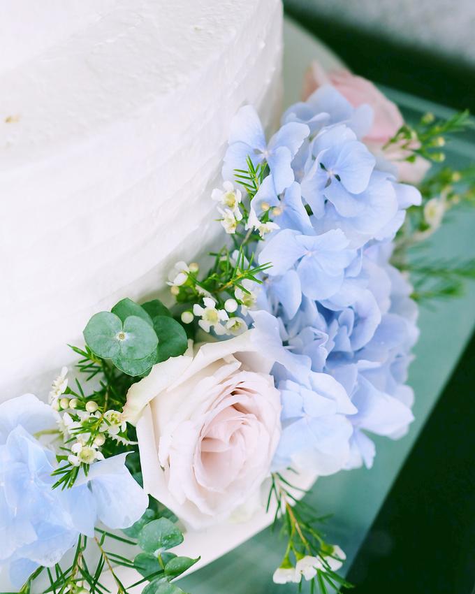 The Wedding of Nicho & Frieska  by KAIA Cakes & Co. - 008