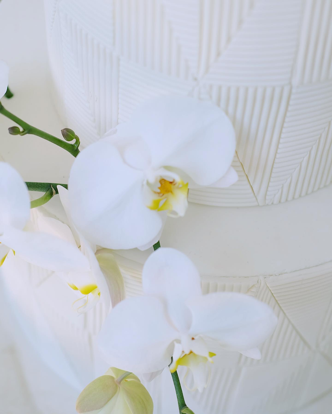 The Wedding of James & Monika by KAIA Cakes & Co. - 004