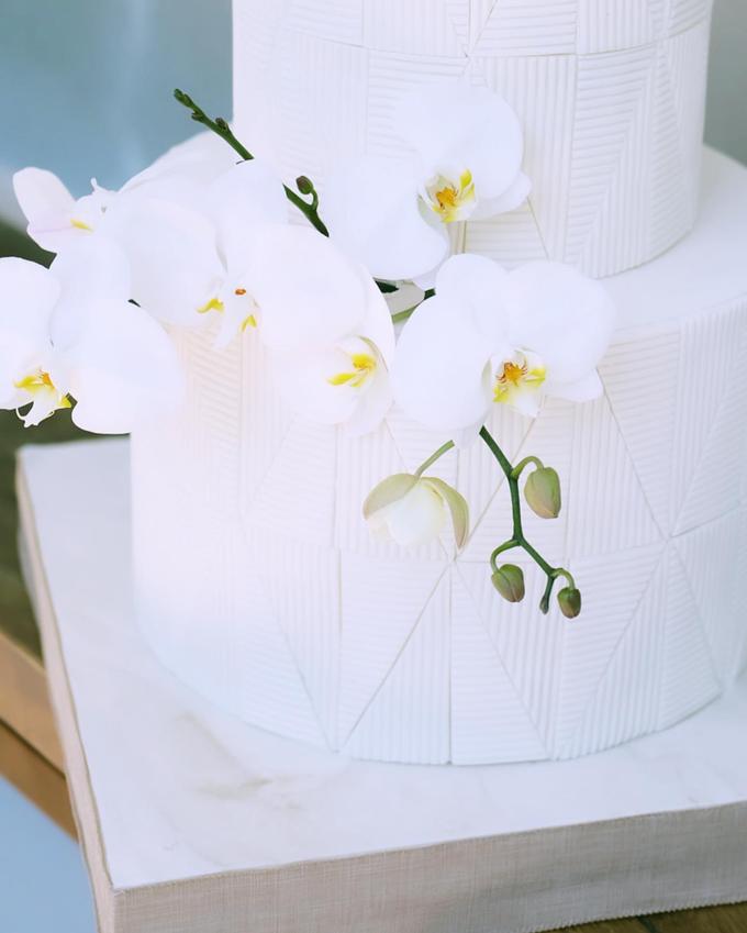 The Wedding of James & Monika by KAIA Cakes & Co. - 002