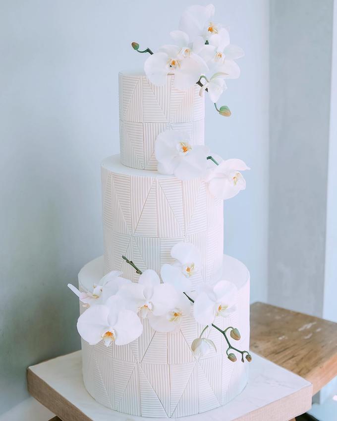 The Wedding of James & Monika by KAIA Cakes & Co. - 001