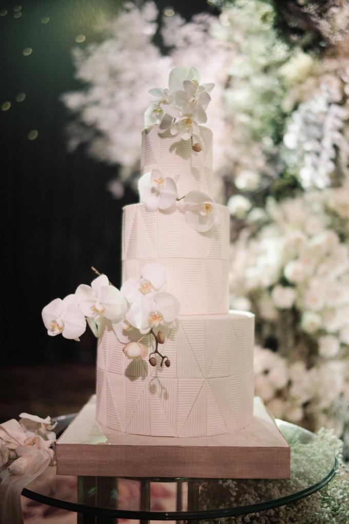 The Wedding of James & Monika by KAIA Cakes & Co. - 009