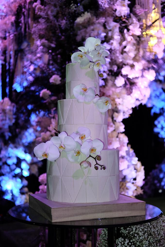 The Wedding of James & Monika by KAIA Cakes & Co. - 012