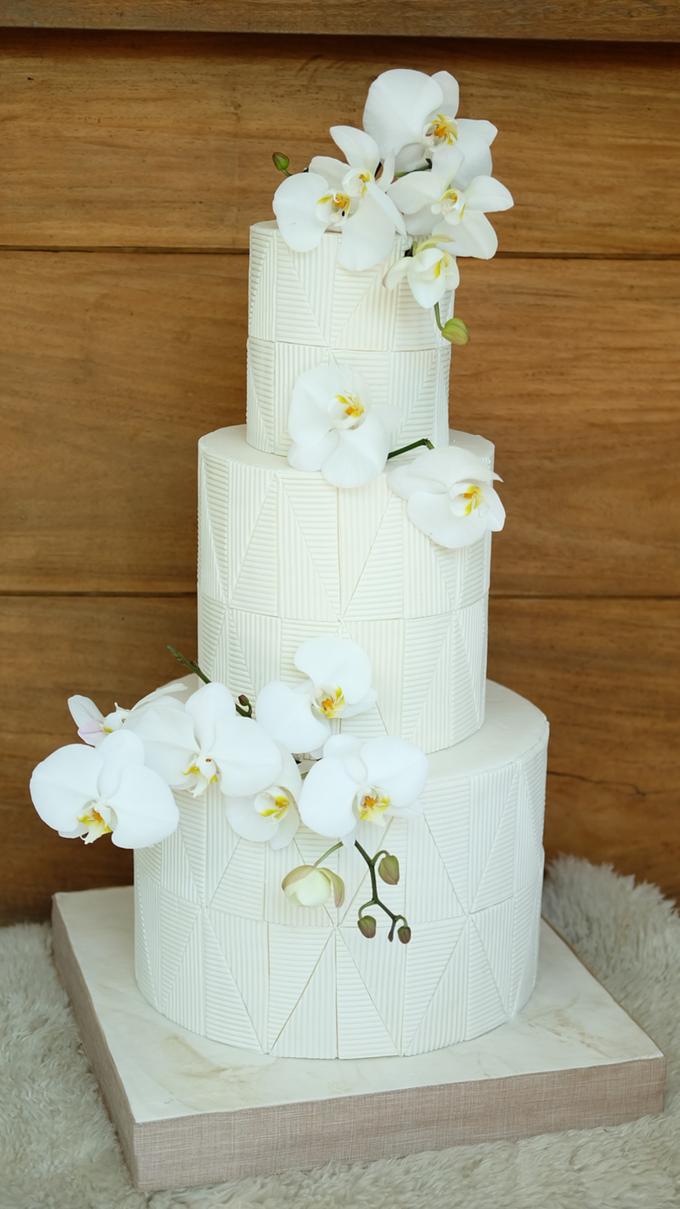 The Wedding of James & Monika by KAIA Cakes & Co. - 015