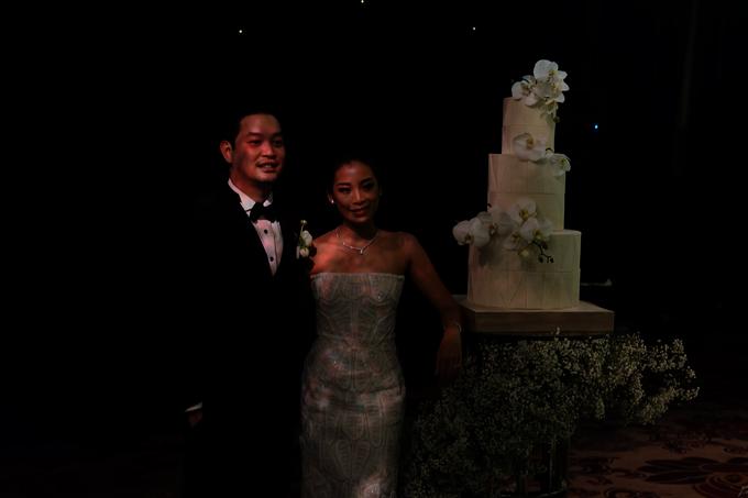 The Wedding of James & Monika by KAIA Cakes & Co. - 014