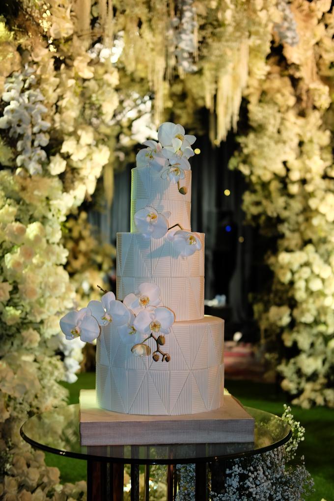 The Wedding of James & Monika by KAIA Cakes & Co. - 013