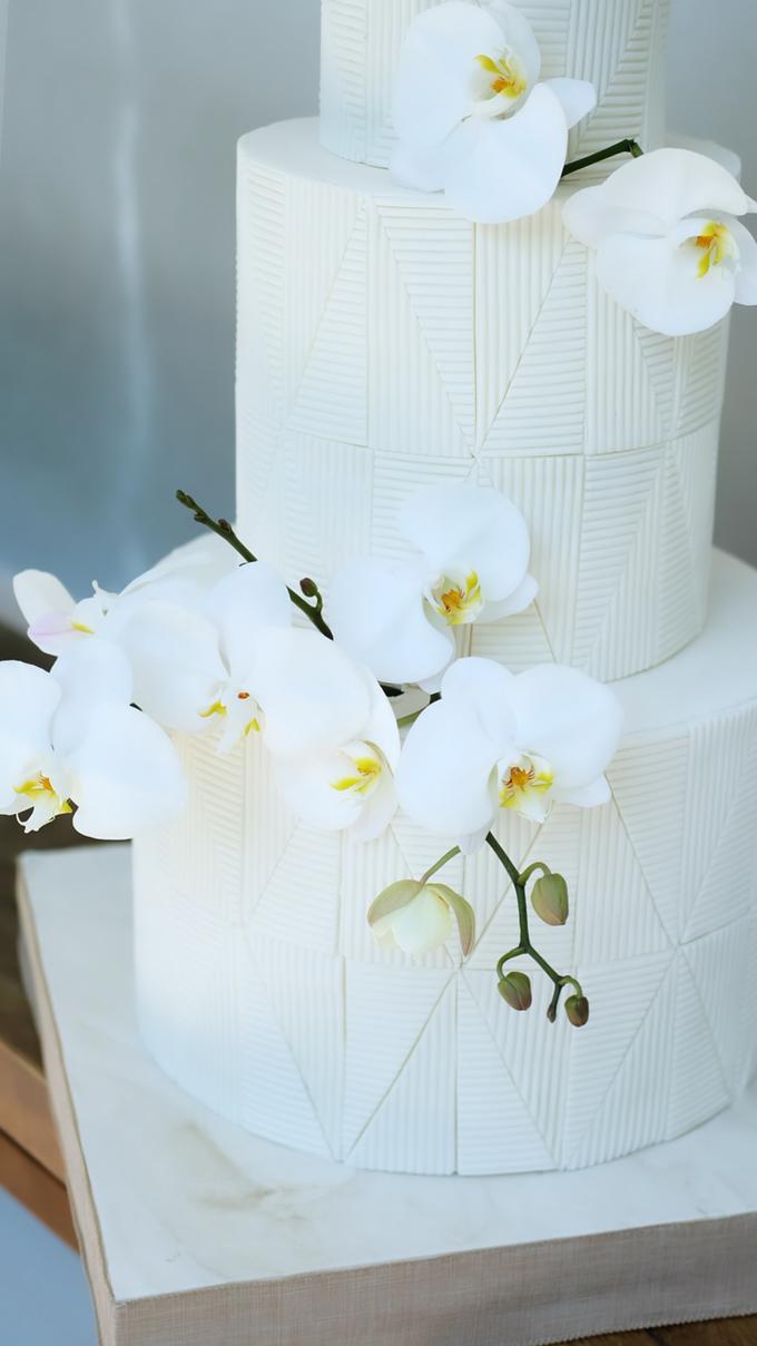 The Wedding of James & Monika by KAIA Cakes & Co. - 016