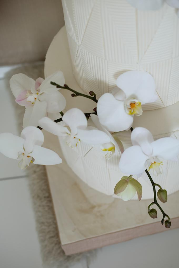 The Wedding of James & Monika by KAIA Cakes & Co. - 020