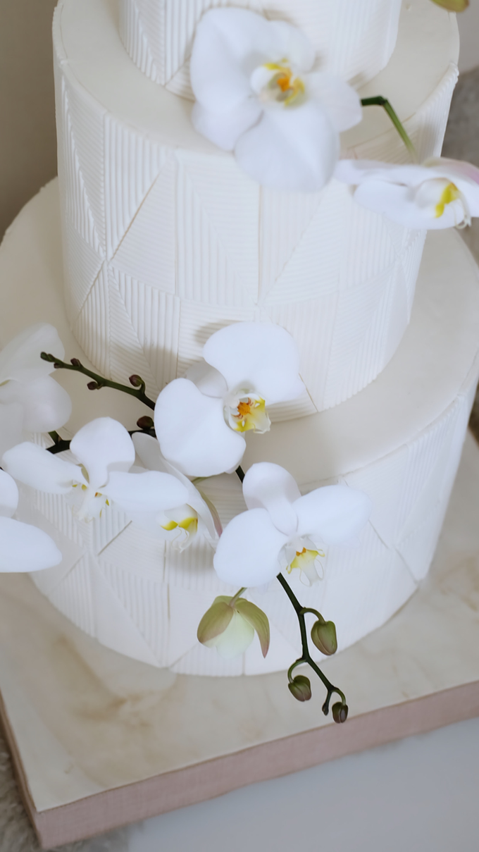 The Wedding of James & Monika by KAIA Cakes & Co. - 023