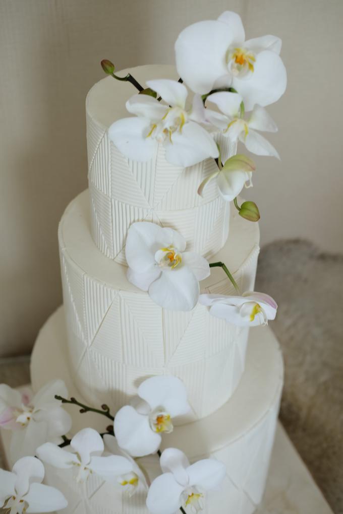 The Wedding of James & Monika by KAIA Cakes & Co. - 024
