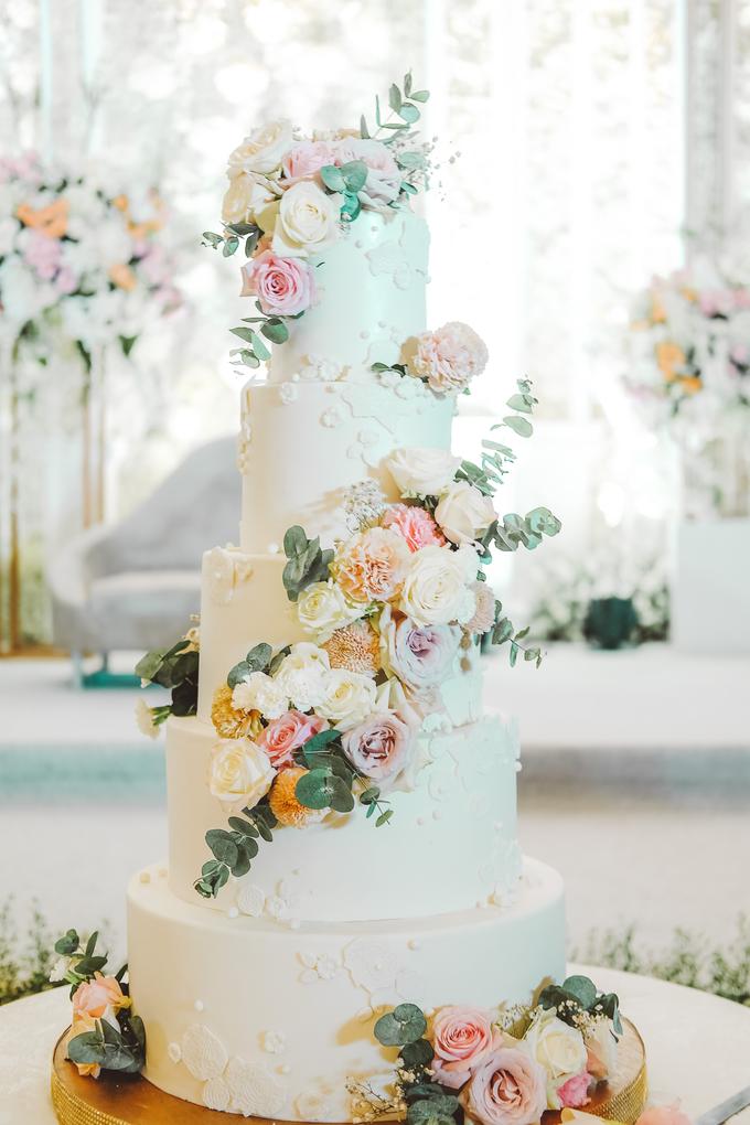 The wedding of Alexius & Henni by KAIA Cakes & Co. - 002
