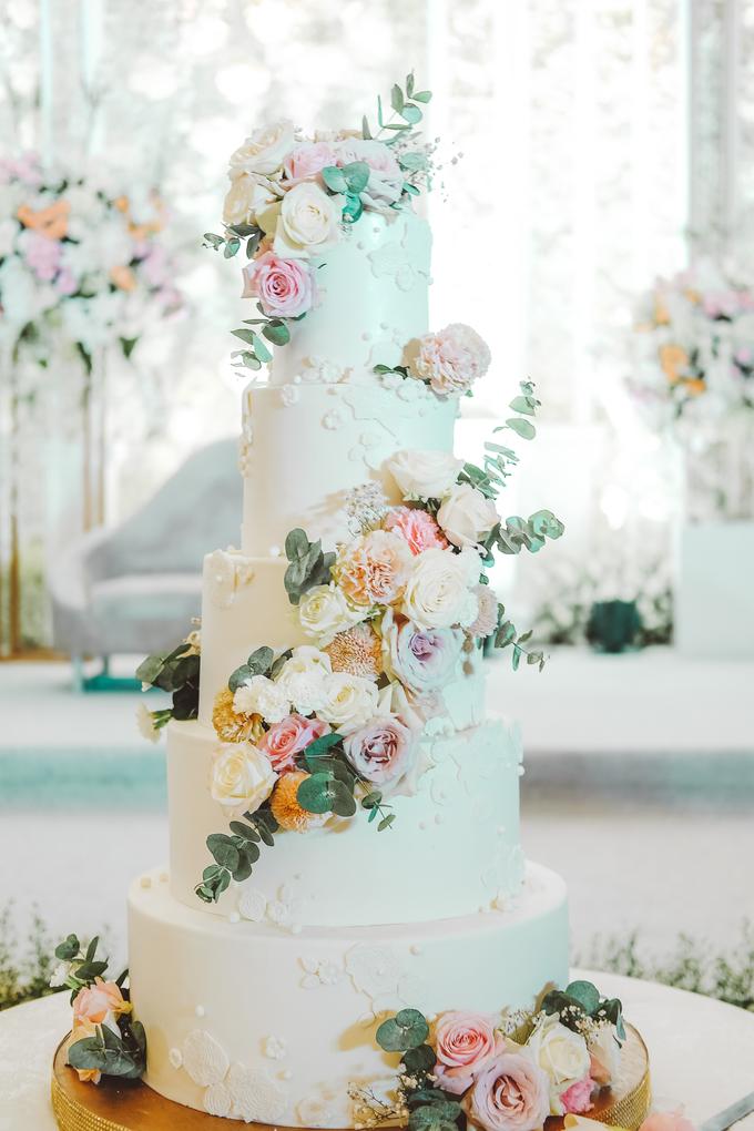 The wedding of Alexius & Henni by KAIA Cakes & Co. - 003