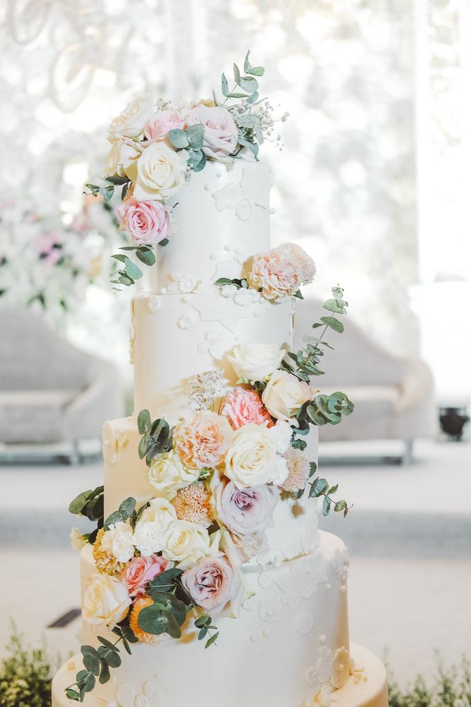 The wedding of Alexius & Henni by KAIA Cakes & Co. - 004