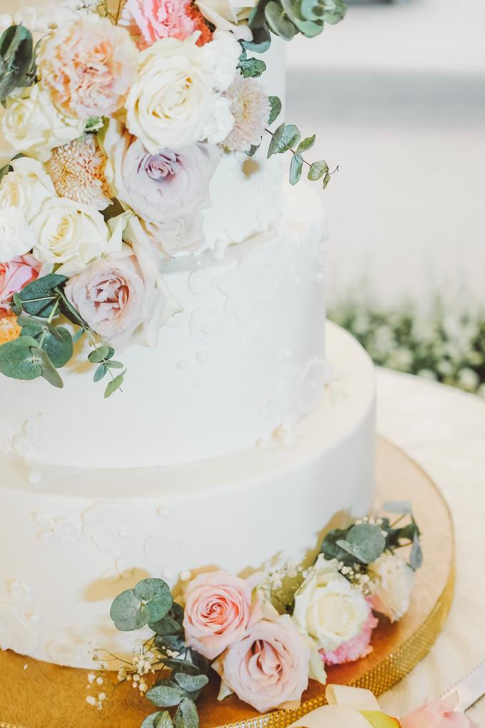 The wedding of Alexius & Henni by KAIA Cakes & Co. - 005