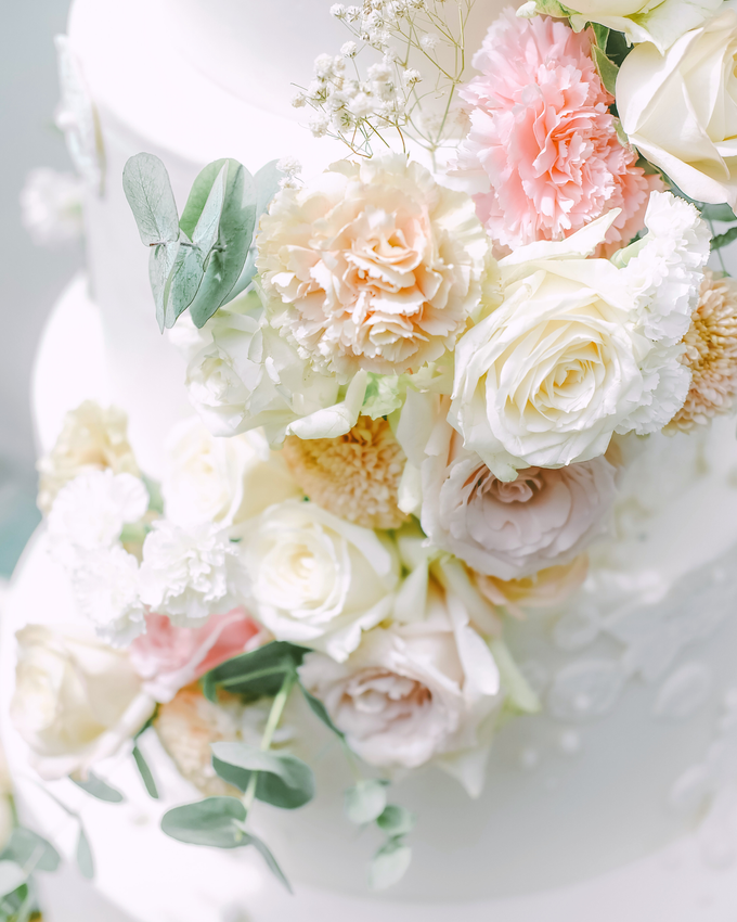 The wedding of Alexius & Henni by KAIA Cakes & Co. - 007