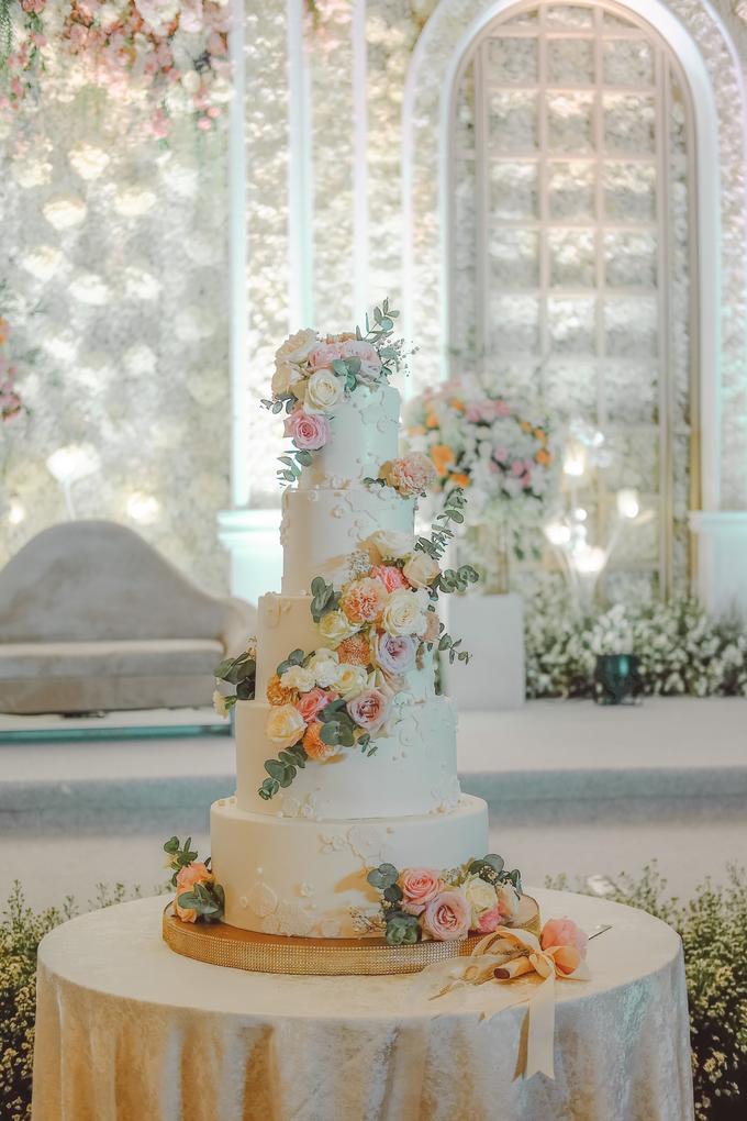 The wedding of Alexius & Henni by KAIA Cakes & Co. - 012