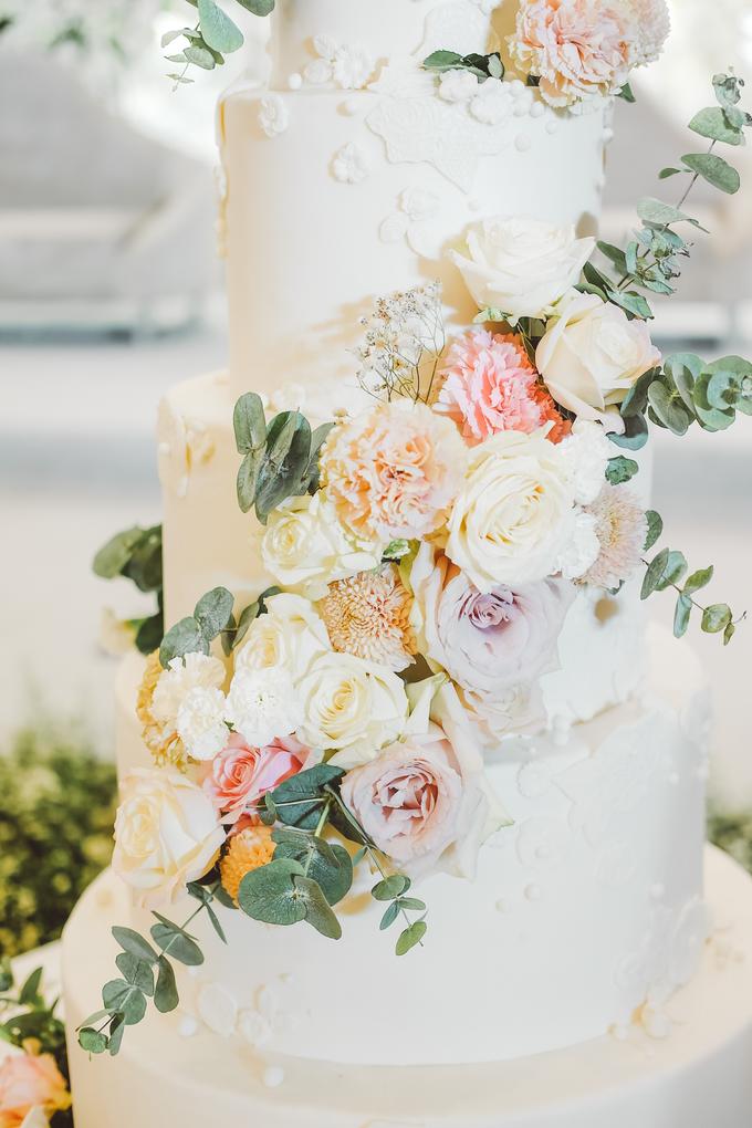 The wedding of Alexius & Henni by KAIA Cakes & Co. - 013