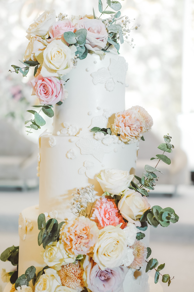 The wedding of Alexius & Henni by KAIA Cakes & Co. - 014
