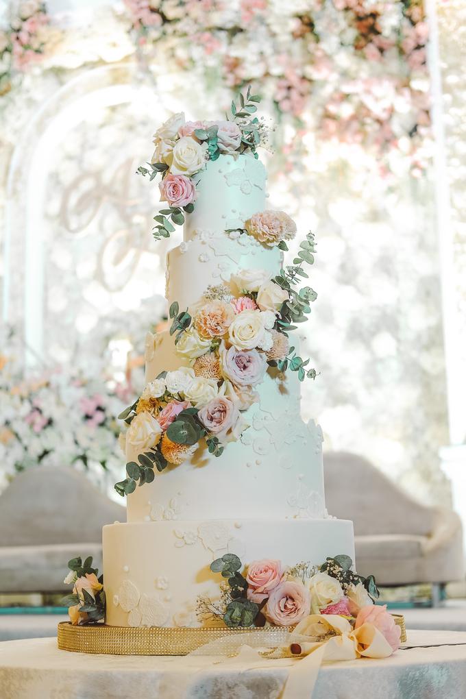 The wedding of Alexius & Henni by KAIA Cakes & Co. - 017