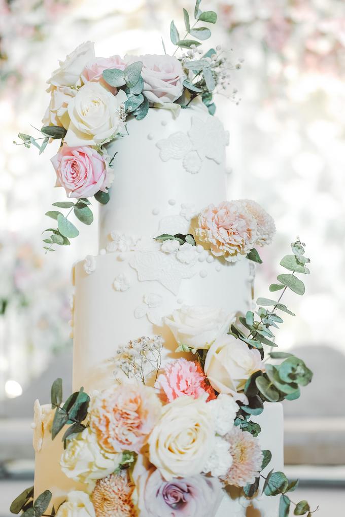 The wedding of Alexius & Henni by KAIA Cakes & Co. - 018