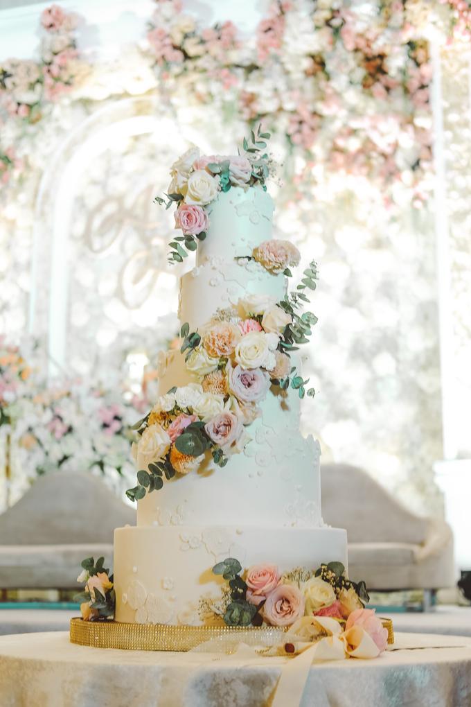 The wedding of Alexius & Henni by KAIA Cakes & Co. - 019