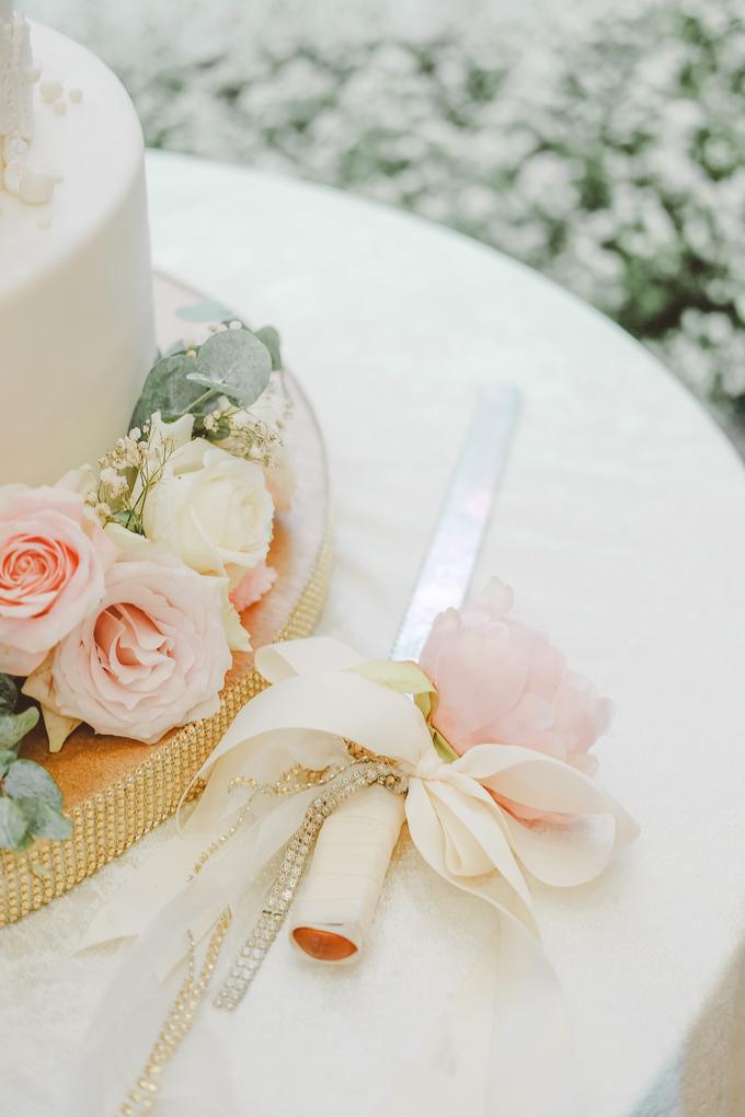 The wedding of Alexius & Henni by KAIA Cakes & Co. - 020