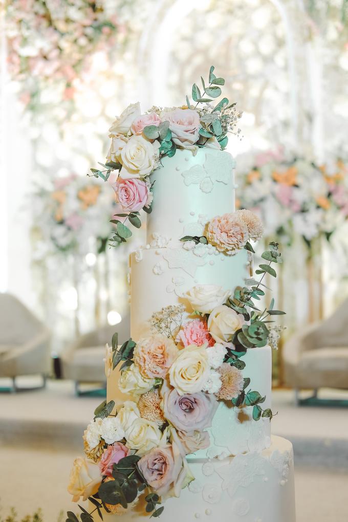 The wedding of Alexius & Henni by KAIA Cakes & Co. - 021
