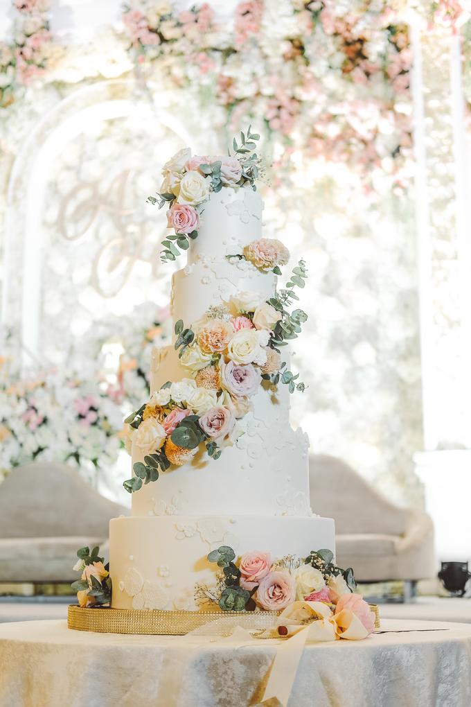 The wedding of Alexius & Henni by KAIA Cakes & Co. - 023