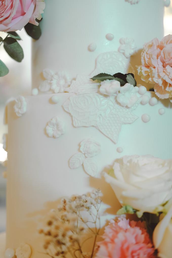 The wedding of Alexius & Henni by KAIA Cakes & Co. - 024