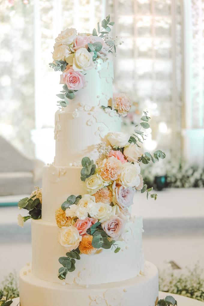 The wedding of Alexius & Henni by KAIA Cakes & Co. - 025