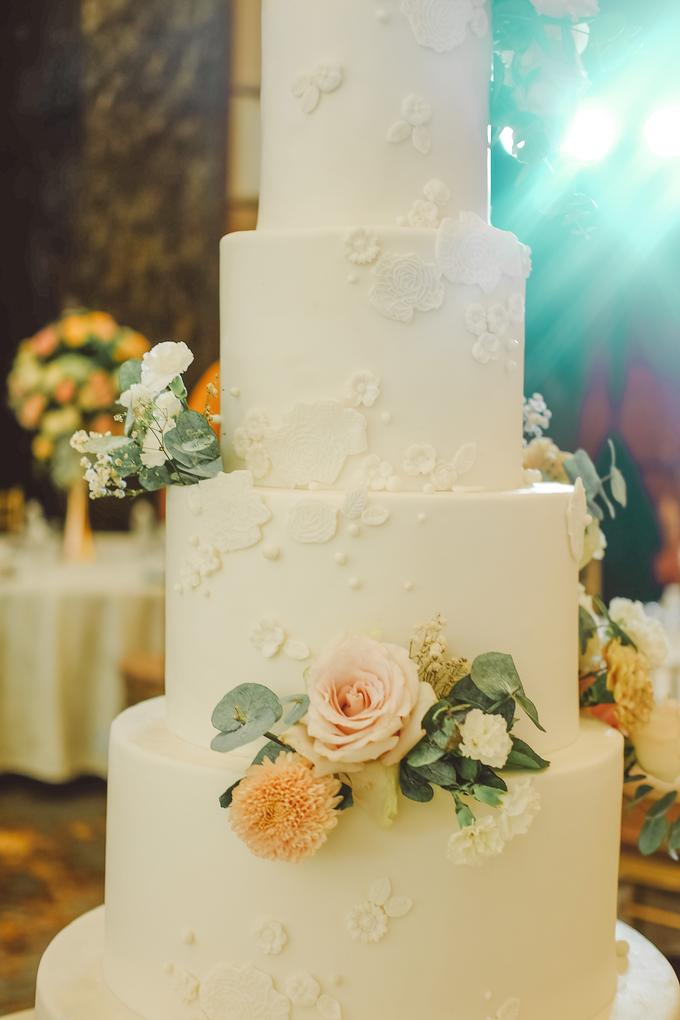 The wedding of Alexius & Henni by KAIA Cakes & Co. - 026
