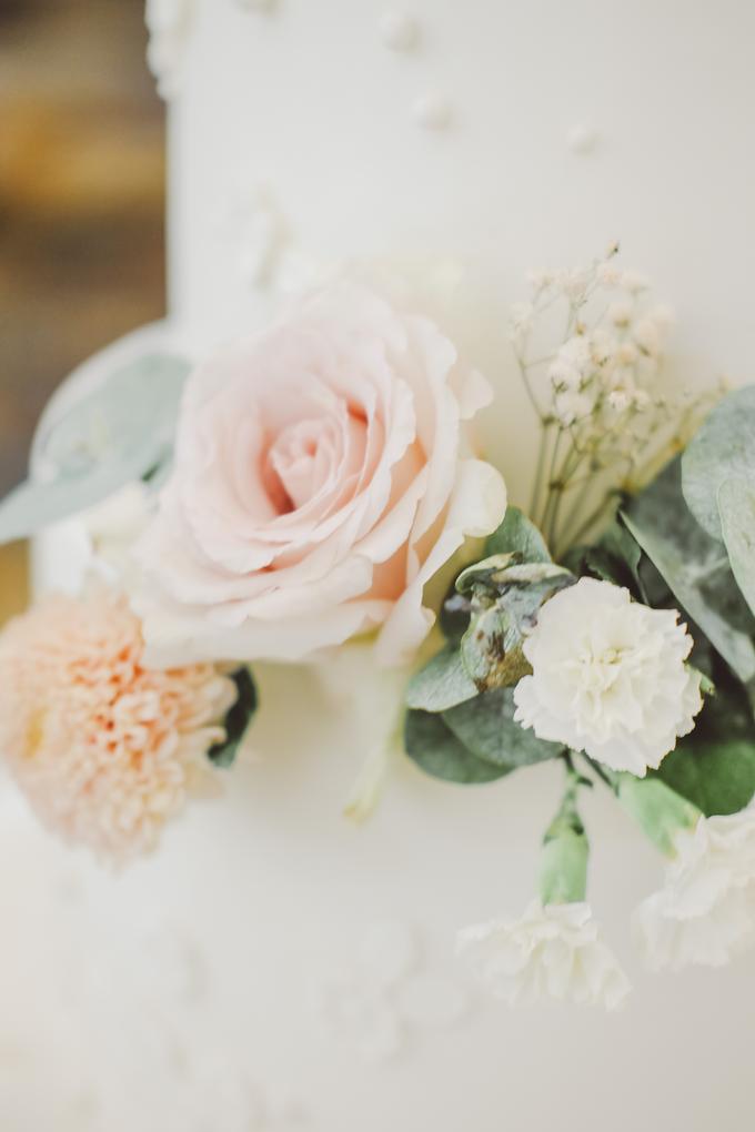 The wedding of Alexius & Henni by KAIA Cakes & Co. - 027