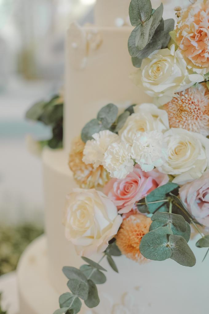 The wedding of Alexius & Henni by KAIA Cakes & Co. - 028