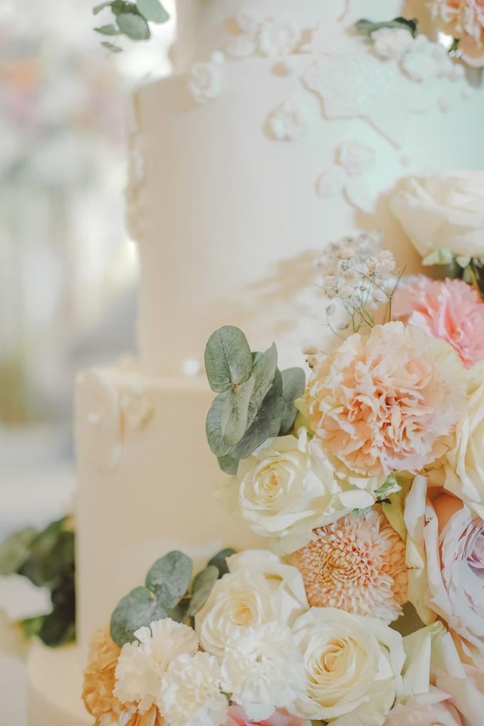 The wedding of Alexius & Henni by KAIA Cakes & Co. - 029