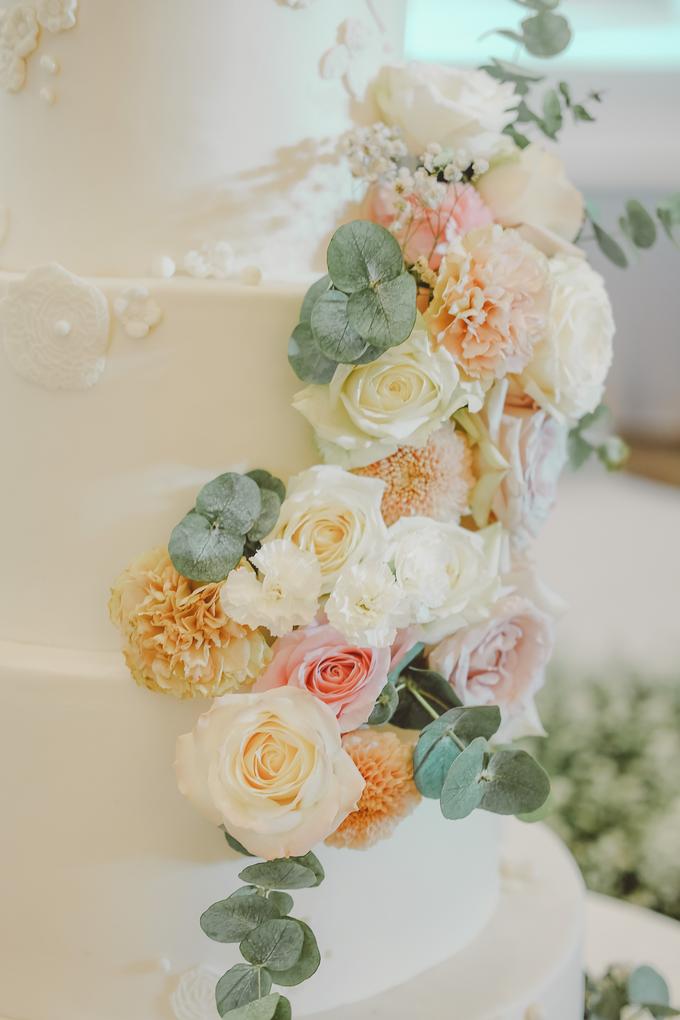 The wedding of Alexius & Henni by KAIA Cakes & Co. - 032