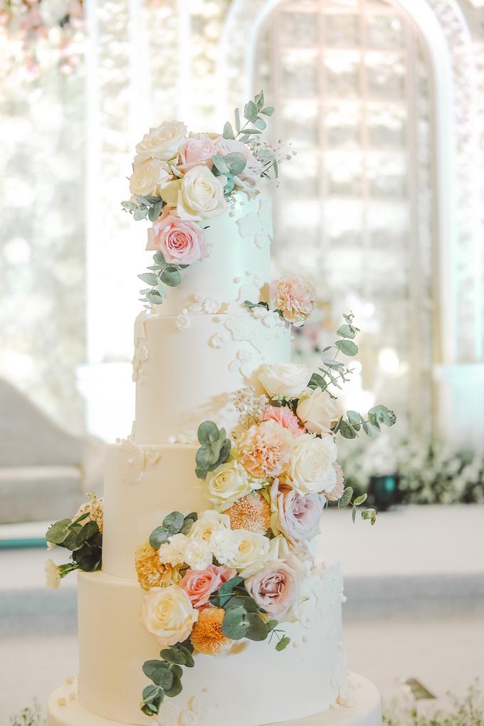 The wedding of Alexius & Henni by KAIA Cakes & Co. - 033
