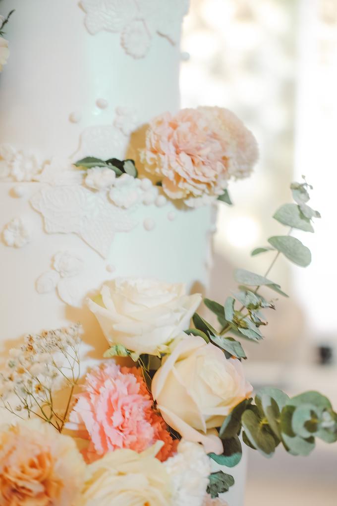 The wedding of Alexius & Henni by KAIA Cakes & Co. - 034