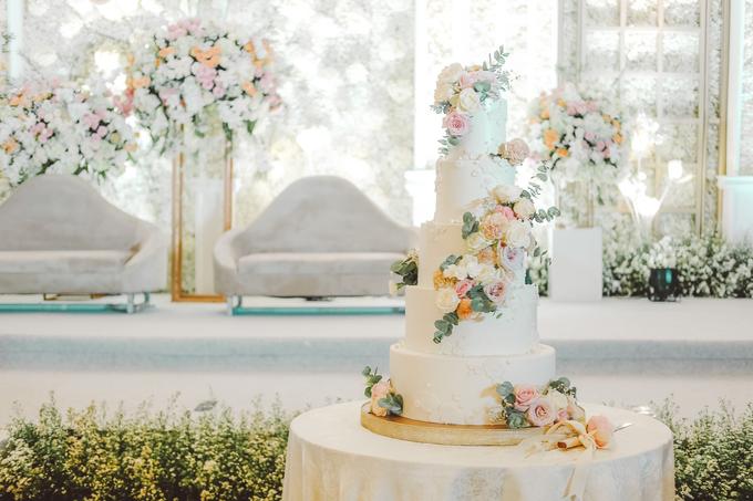 The wedding of Alexius & Henni by KAIA Cakes & Co. - 035