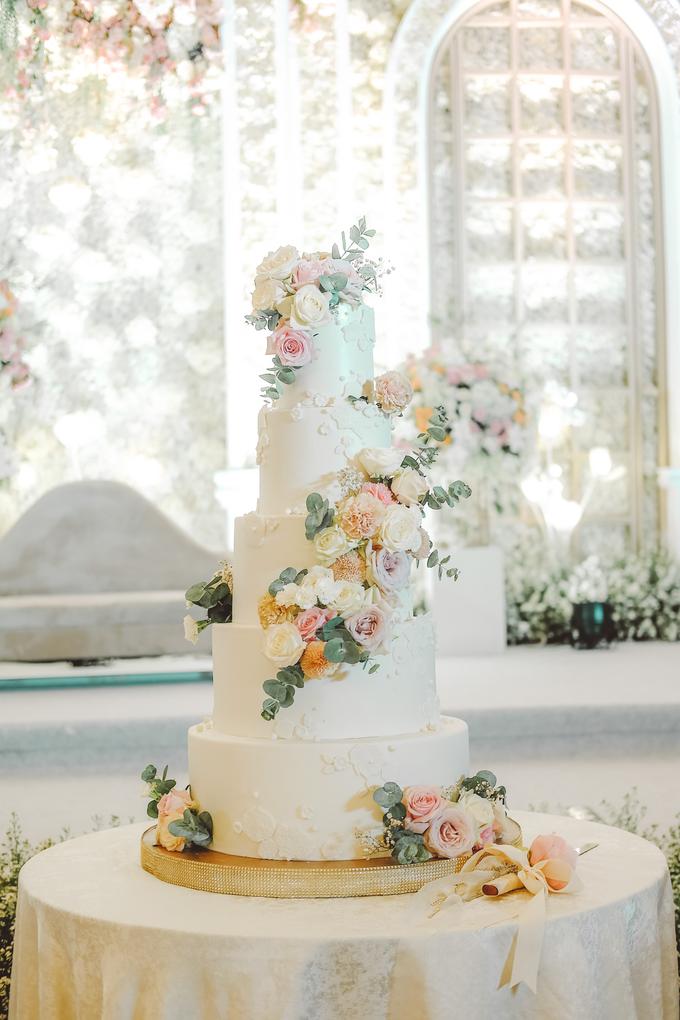 The wedding of Alexius & Henni by KAIA Cakes & Co. - 036