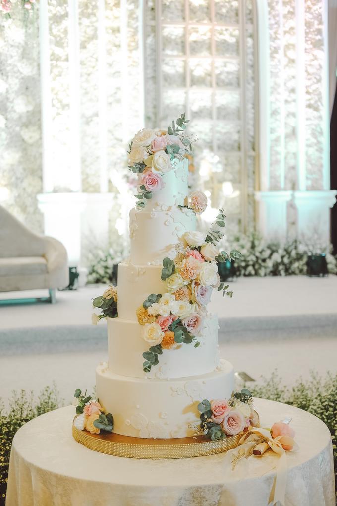 The wedding of Alexius & Henni by KAIA Cakes & Co. - 037