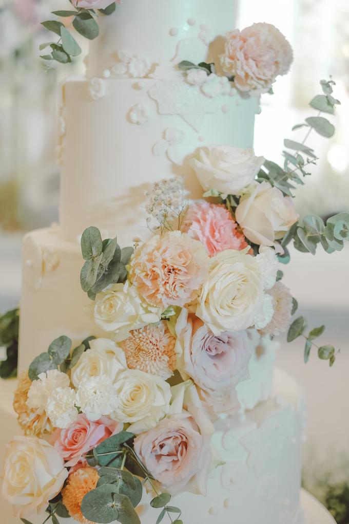 The wedding of Alexius & Henni by KAIA Cakes & Co. - 038
