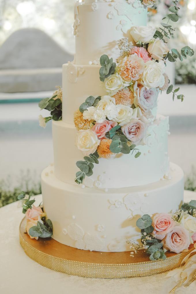The wedding of Alexius & Henni by KAIA Cakes & Co. - 040