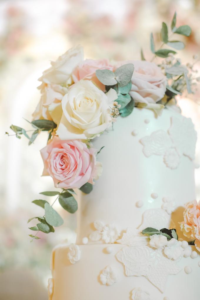The wedding of Alexius & Henni by KAIA Cakes & Co. - 041